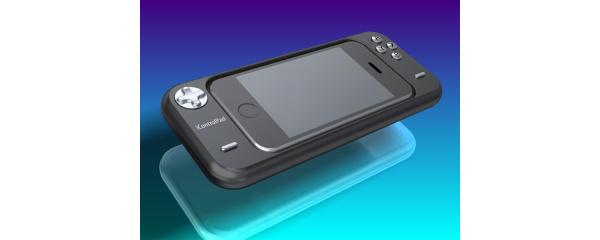 iControlPad muuntaa iPhonen pelikoneeksi