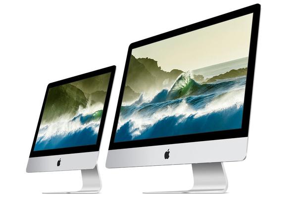 Apple esitteli uudet Retina-näytölliset iMacit