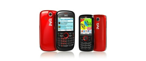 INQ:ltakin tulossa Android-puhelimia