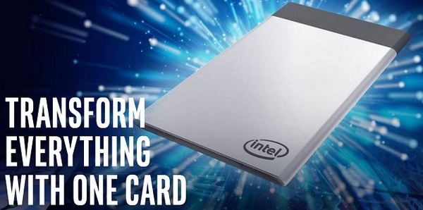 Intel's credit card sized computer is coming to refrigerators near you
