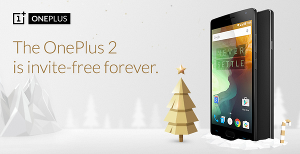 PSA: OnePlus 2 now available without an invite