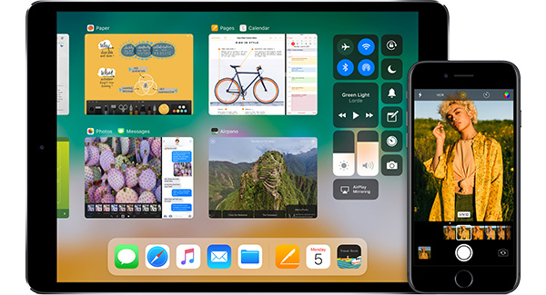 Applen seuraava iOS-päivitys jo ensimmäisenä avoimena beetana