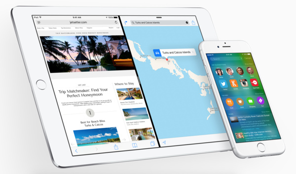 Apple julkaisi iOS 9:n avoimen beetaversion