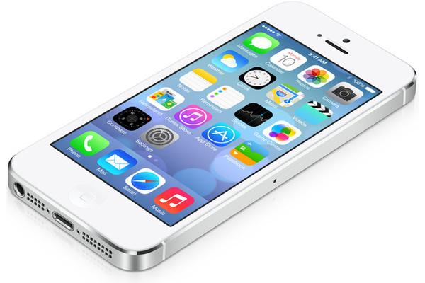 iOS 7:n lukituksen saa ohitettua kikka kolmosella