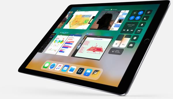 Apple panostaa näppärään moniajoon – Tältä iOS 11 näyttää iPadissä