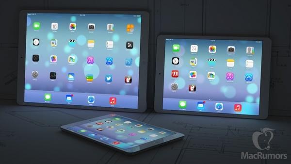 Korjaako Apple iPadin suurimmat puutteet iPad Prossa?