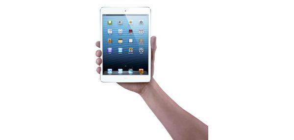 Pikku-iPadista jo suunnitteilla Retina-versio