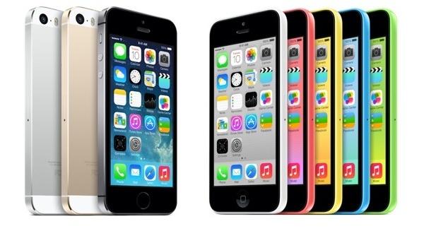 WSJ: Apple on leikannut iPhone 5c:n ja kasvattanut 5s:n tilausmääriä