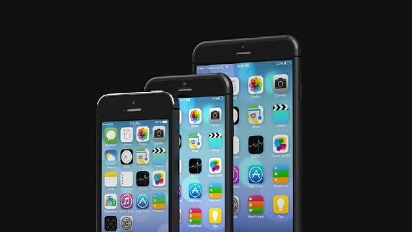 Isomman iPhone 6:n salaisuus: Pystyssä kuin iPhone, mutta vaaka-asennossa kuin iPad