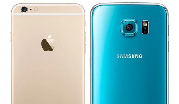 Kumpi kannattaa ostaa, iPhone 6S Plus vai Galaxy S6 edge+?