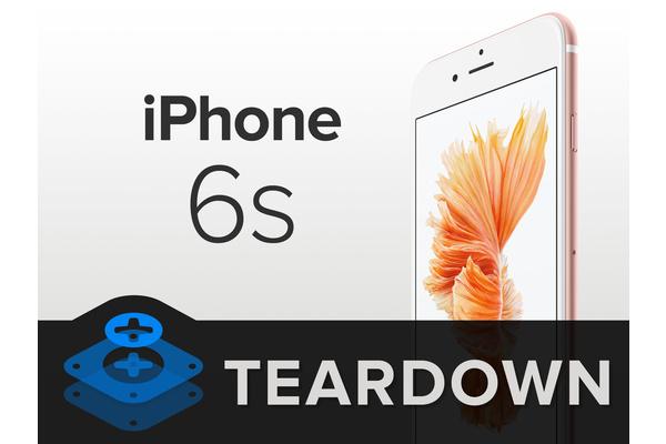 iPhone 6s pistettiin palasiksi – Tältä sen sisuskalut näyttävät
