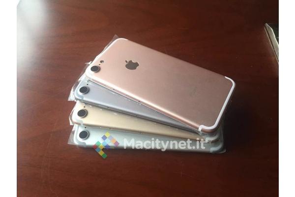 Vuoto paljastaa iPhone 7:n värivaihtoehdot?