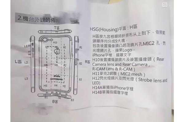 Dokumentit vahvistavat iPhone 7:n erikoispiirteet