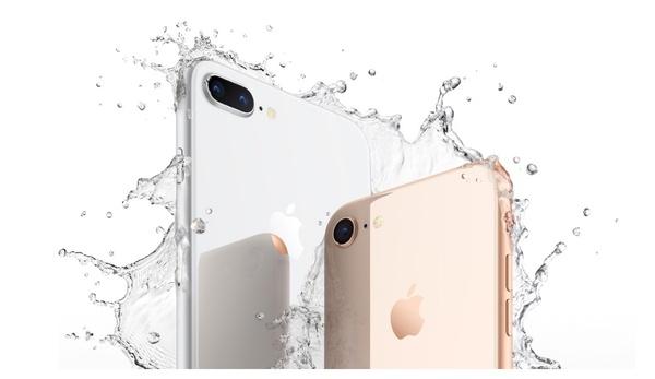 Kestävyystestaajan pakeilla kävi uuden lasidesignin saanut iPhone 8