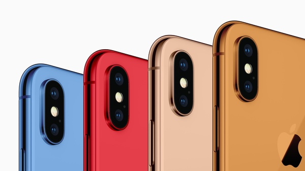 Luvassa poikkeuksellisen värikäs mallisto – Apple testaa uusia värejä iPhoneissa