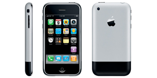 Original iPhone cost at least $150 million to develop