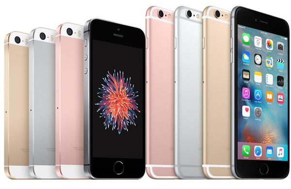 Kumpi kannattaa ostaa, iPhone SE vai iPhone 6s?