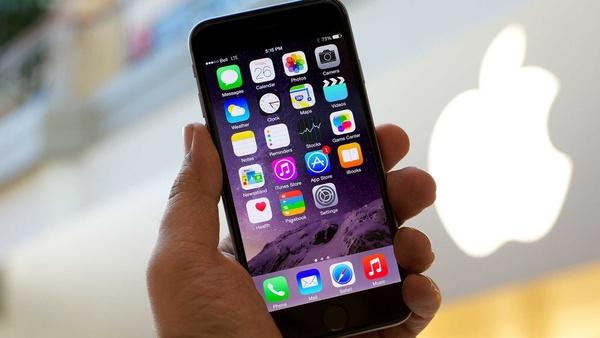 iPhonen markkinaosuus kutistui USA:ssa