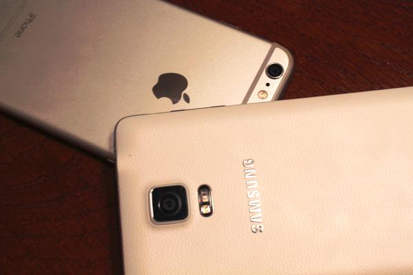 Note5:n kamera voitti sokkotestin, iPhone 6 Plus jäi kauas taakse