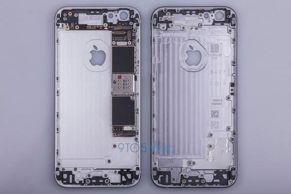Kuvat iPhone 6S:stä vuotivat julkisuuteen