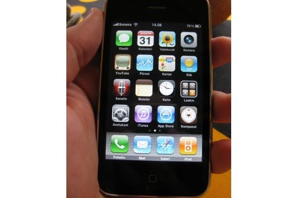 iPhone 3GS on täällä - tässä Puhelinvertailu.comin ensikokemukset
