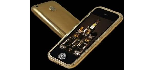 Tässä on maailman kallein puhelin: iPhone 3GS Supreme
