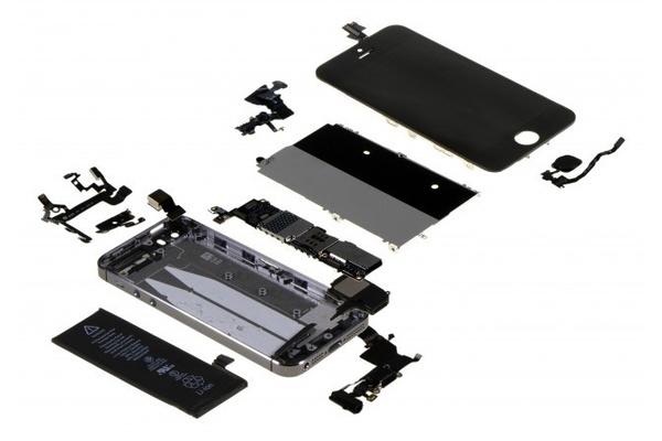 iPhone 5s:n valmistus maksaa Applelle 26 dollaria enemmän kuin 5c:n