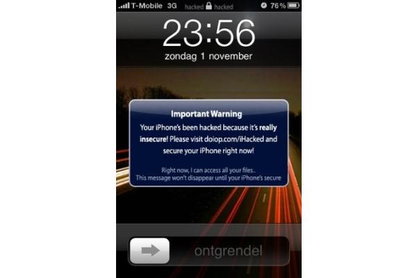 Lukituksista avatut iPhonet mielenkiintoisen hyökkäyksen kohteena