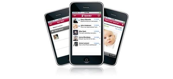 MMS-multimediaviestien tuki tulossa iPhonelle