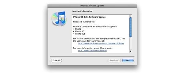 Applelta korjaus iPhonen vakavaan tekstiviestihaavoittuvuuteen