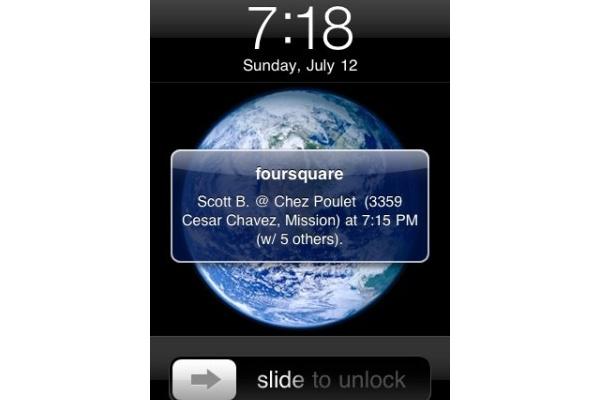 Apple ei lähetä ilmoituksia murrettuihin iPhoneihin?