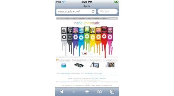 Apple hyväksyy iPhoneen muutkin selaimet kuin Safarin?
