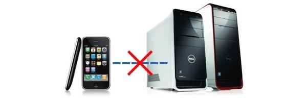 Ongelmayhdistelmä: iPhone, Windows 7 ja Intel P55