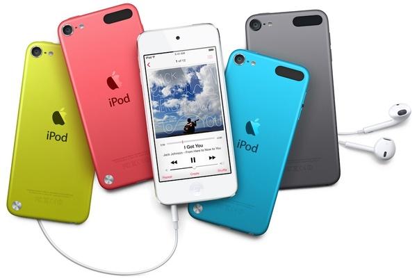 Huhu: Apple julkaisemassa uuden iPodin?