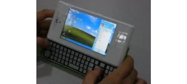 Videolla: esittelyssä ITG:n aito xpPhone-Windows-puhelin