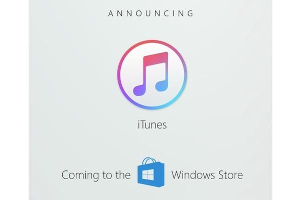 Microsoft yllätti: iTunes saapuu Windowsin sovelluskauppaan