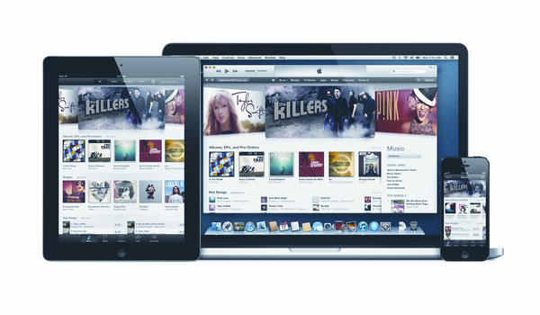 iTunes has now sold 25 billion songs