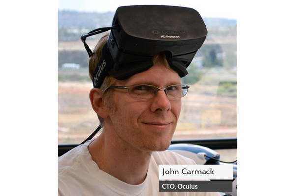 ZeniMax accuses John Carmack of stealing IP when he left for Oculus VR
