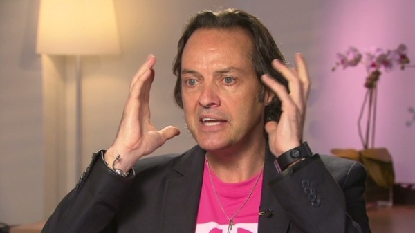 T-Mobile CEO John Legere writes open letter discussing net neutrality concerns of Binge On