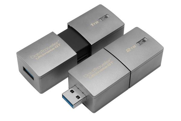 Kingston julkaisi maailman tilavimman USB-muistitikun – tallennustilaa peräti kaksi teratavua