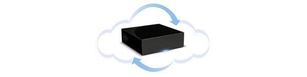 LaCie offers CloudBox; backup locally and in the cloud