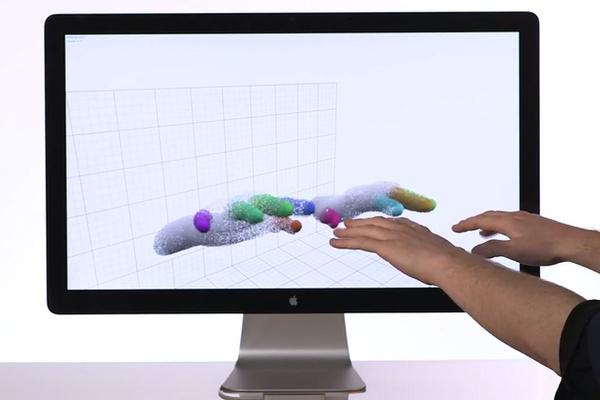 Leap Motion sopi tuotteistuksesta myös HP:n kanssa