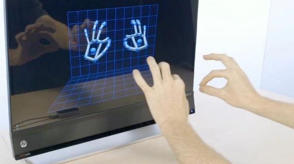 Leap Motionin seuraava versio seuraa sormien sijasta koko kättä