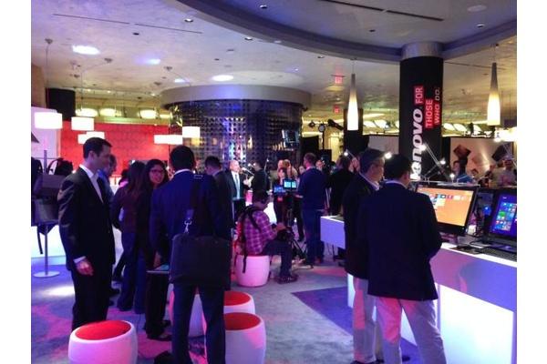 Kiinalaisyhtiöt tulevat: Lenovo kasvaa erityisesti mobiilisti