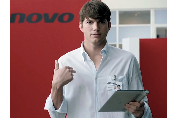 Lenovolta tulossa erikoismallisto älypuhelimia näyttelijä Ashton Kutcherin suunnittelemana
