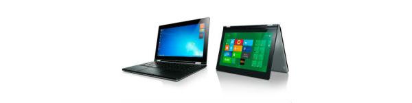 Intel esitteli Ultrabookia liukuvalla näytöllä