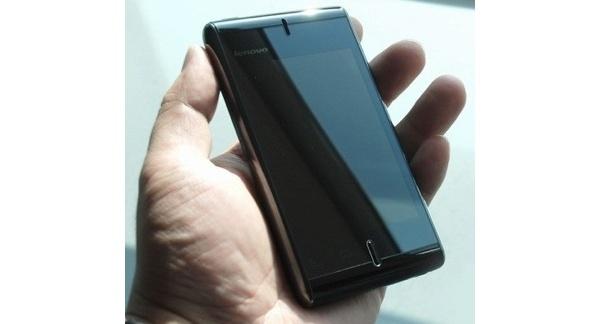 Lenovon oPhone on kuin iPhone