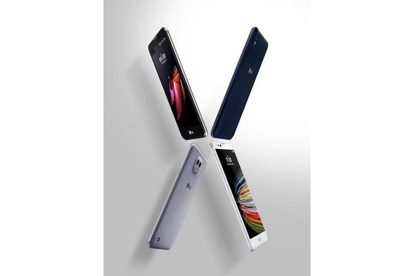 LG:ltä X-sarjan uutuuksia, neljä uutta älypuhelinta