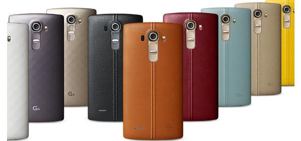 LG G4 kalliimpi kuin Galaxy S6?