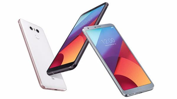 LG esitteli G6-huippuälypuhelimen: Iso näyttö kompaktissa paketissa